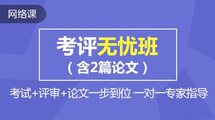 高级会计实务2019-考评无忧班(含2篇论文)