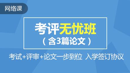 高级会计实务2019-考评无忧班(含3篇论文)