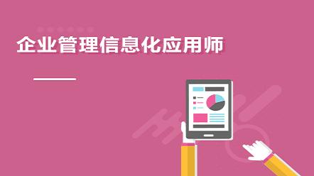 财税实操证书-初级企业管理信息化应用师报名费