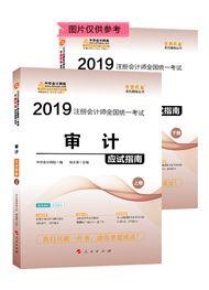 """审计-2019年注册会计师《审计》""""梦想成真""""系列应试指南(上下册)(预售)"""