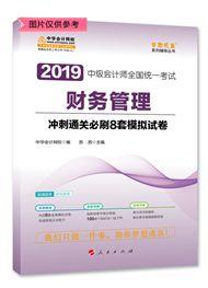 財務管理-2019年中級財管試卷(預售)