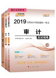 """审计-2019注会审计""""梦想成真""""系列应试指南+经典题解"""