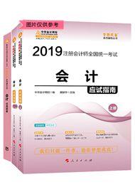 """2019注会会计""""梦想成真""""系列应试指南+经典题解"""