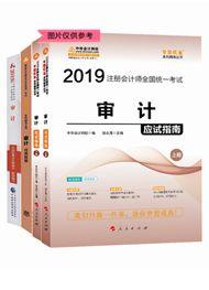 """审计-2019注会审计""""梦想成真""""系列应试指南+经典题解+官方教材"""