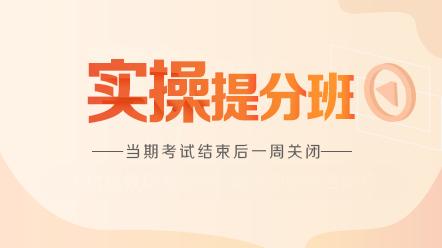 中医执业医师技能-实操提分班