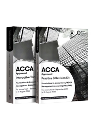 ACCA/FIA Management Accounting (FMA/MA)正版教材+練習冊(F2)