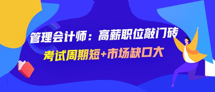 中国管理会计师证书