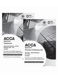 ACCA Taxation FA 2020(TX-UK)教材+练习册(F6)(适用于2021.6-2022.3)