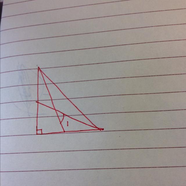 用角和线设计图形